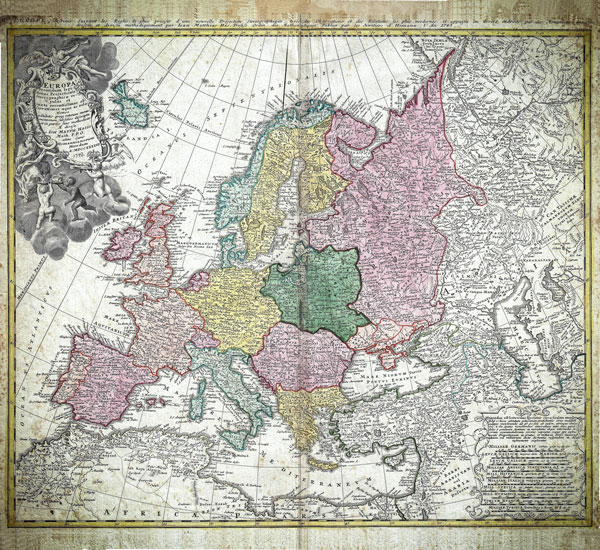 L'unité européenne à l'épreuve de l'histoire