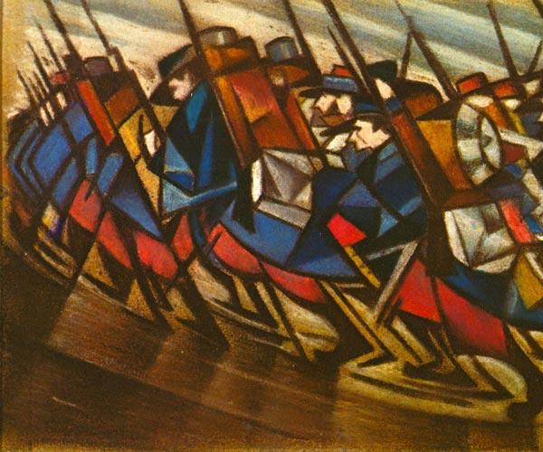 L'art et dans la Grande Guerre