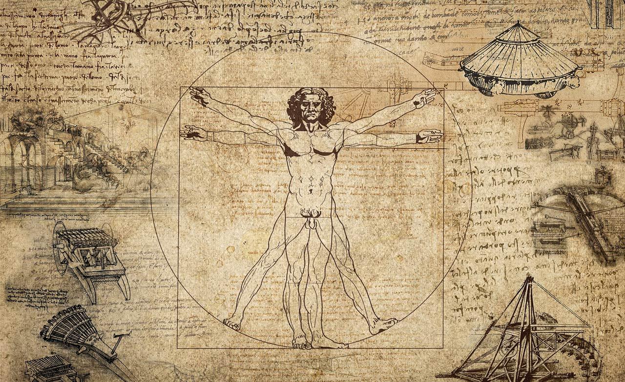 Léonard de Vinci : architecte, ingénieur, designer ?