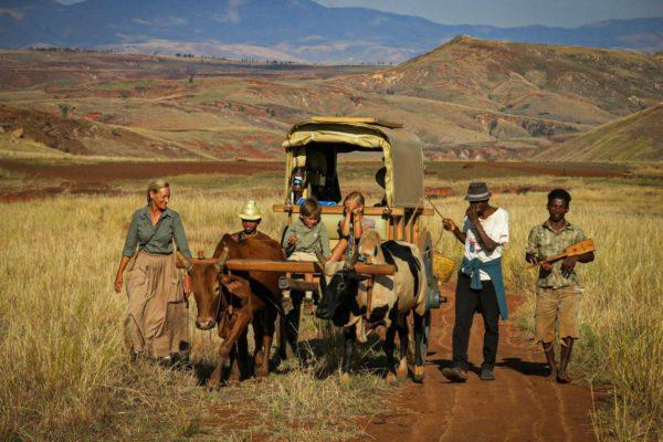 Mada trek, l'aventure en famille